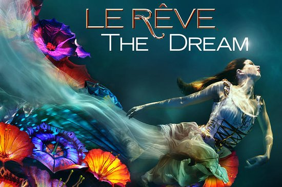 Le Rêve - The Dream en el hotel Wynn...