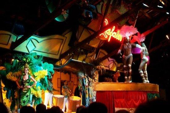 Foz do Iguaçu Folkloric Show with...