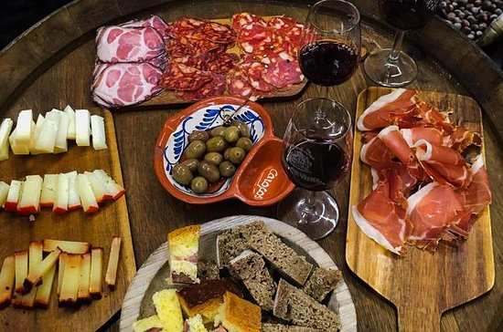 Porto Food and Wine Tasting Tour