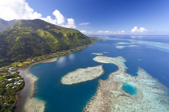 Half Day Tahiti Peninsula and Teahupoo Boat Tour