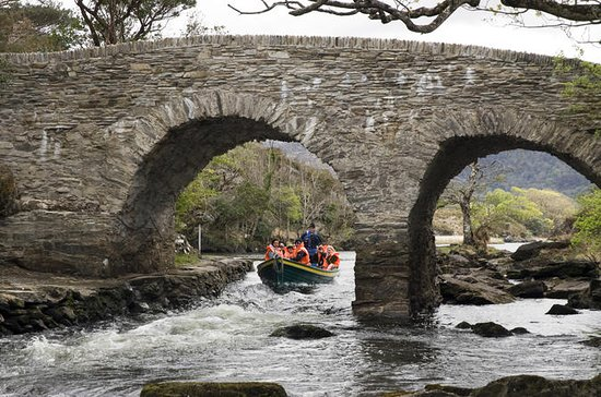 Gap of Dunloe Half-Day Tour and Boat...