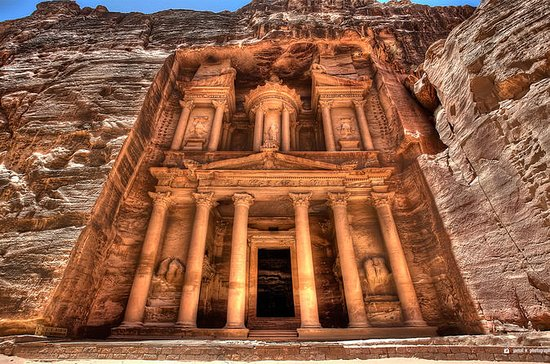 Petra og Little Petra Day Full-Day...