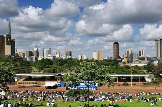 Nairobi City Sightseeing...