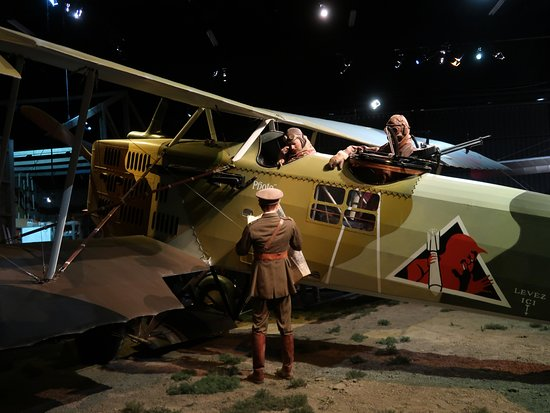 Omaka Aviation Heritage Centre: WWI aircraft