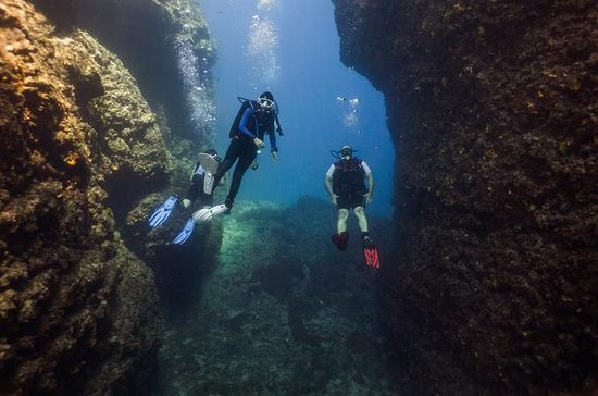 Half-Day Athens Scuba Diving