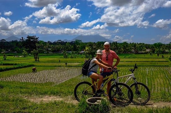 Rare Beauty of Bali Private Bike Tour...