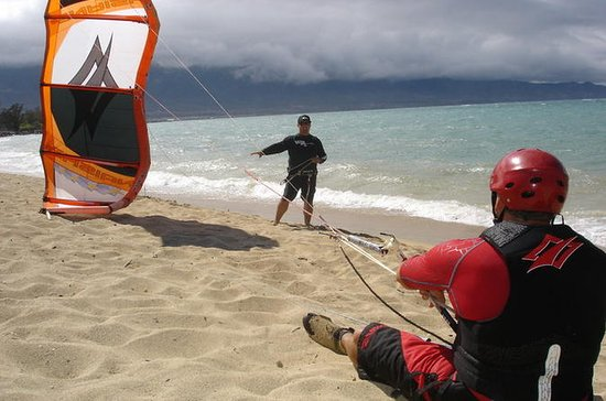 Private Small-Group Kiteboarding...