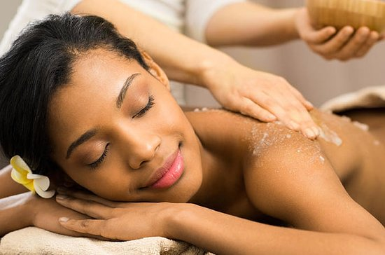 Aromatherapy Massage with Full Body...