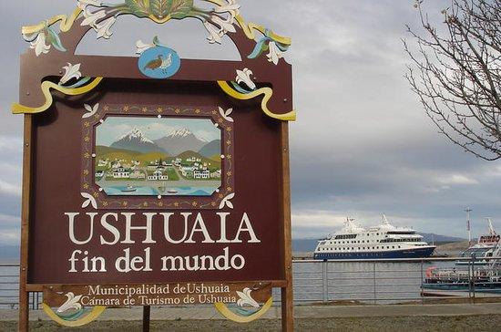 Tierra del Fuego och Beagle Channel ...
