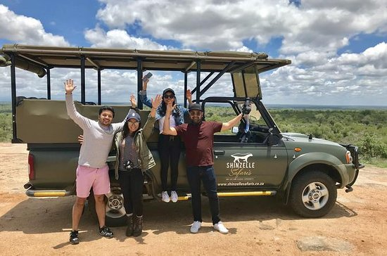 Kruger National Park Guided Day Tour
