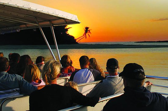 Gulf of Mexico Sunset Cruise from...