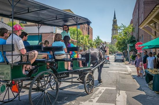 Guided Civil War Carriage Tour of Charleston