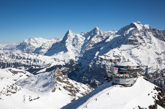 Schilthorn Attractions and Cableway...