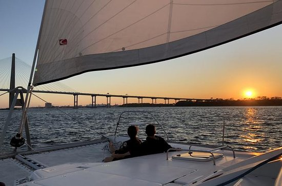 Private Sailing Charter on Charleston Harbor