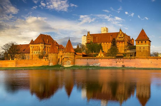 Visite privée du château de Malbork 6...