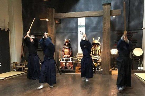 Samurai-Erfahrung im Honjin Dojo 10...