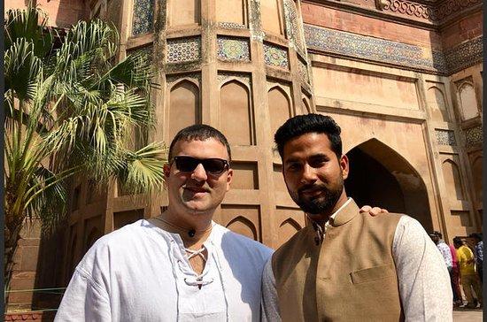 Agra: Skip-the-Line Taj Mahal