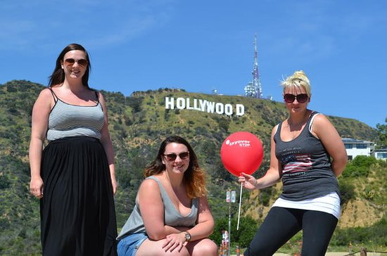 LAX Layover Tours Hollywood, Beverly...