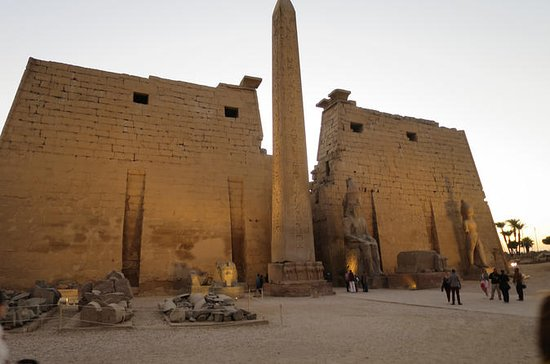 A private 2 day trip to Luxor from...