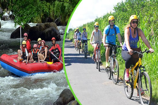Full-day Bali Rafting and Combination...