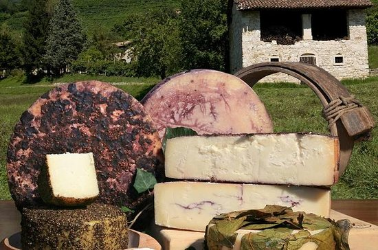 From Venice, TOP FOOD&WINE experience visiting local cheese factories
