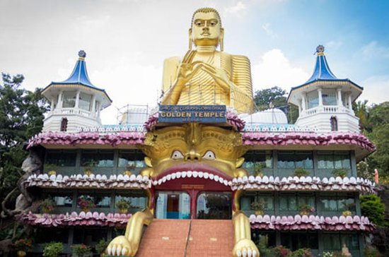 5 Day Sightseeing Tour In Sri Lanka...