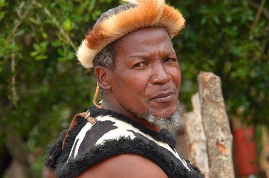 Shakaland Zulu Village e Dlinza...