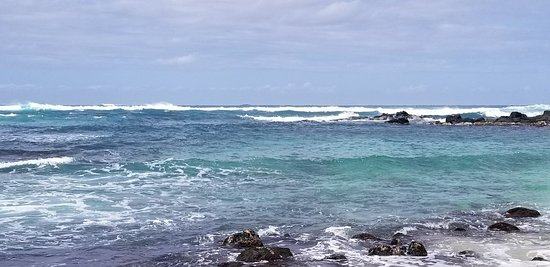Laie Point State Wayside Park: 20180308_133755_large.jpg