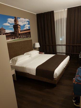 Hotel Palazzo Delle Stelline: comfortable bed