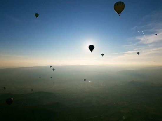 Cappadocia Voyager Balloons: 20180310_074044_large.jpg