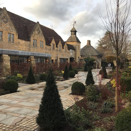 The best bolt hole in The Cotswolds