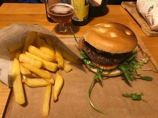 Prilly, Suiza: Hamburger Italien