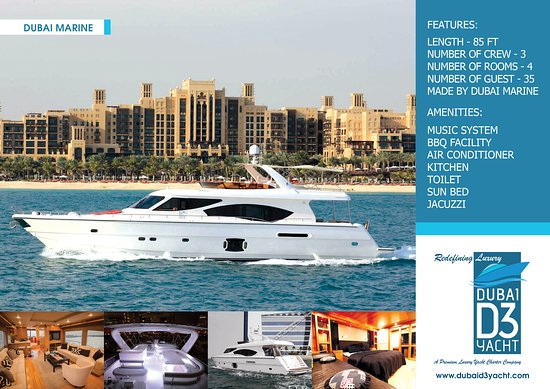 Now get 20 percent discount on all yacht until 31st March