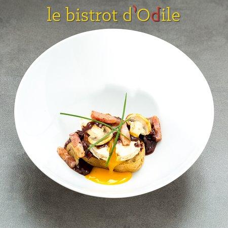 Le Bistrot D Odile Tours Restaurant Avis Num 233 Ro De