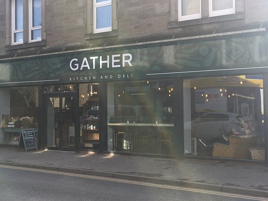 Gather Kitchen and Deli, Carnoustie