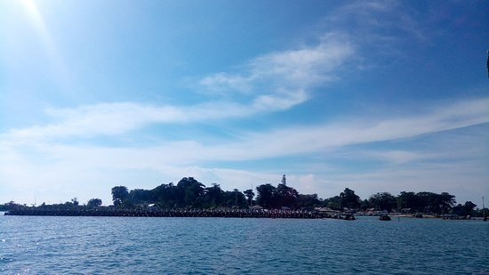 Thousand Islands, Indonesien: Sabira/Sebira Island