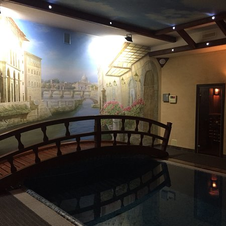 Gratz Hotel Sauna