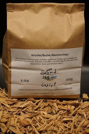 Тетнанг, Германия: Wood Chips