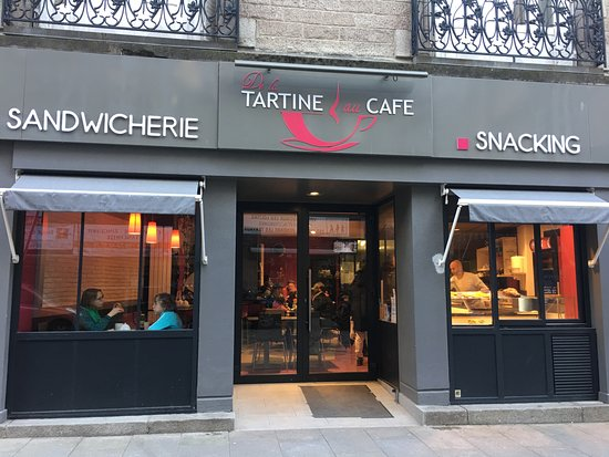Tartine Au Cafe