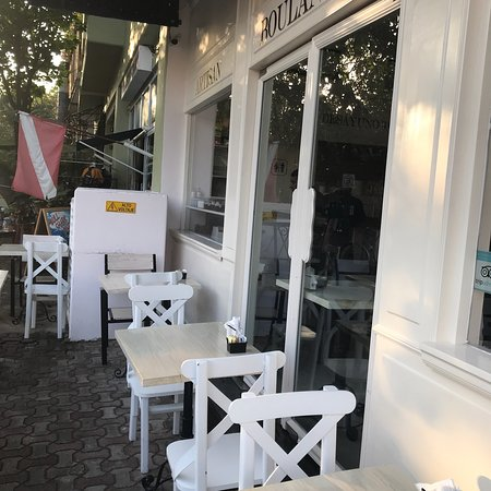 My favourite breakfast place