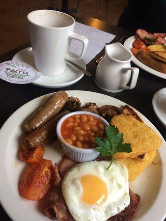 Fortrose, UK: Breakfast
