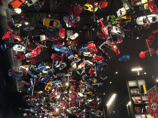 Menu foto di garage italia milano tripadvisor for Foto staccate del garage