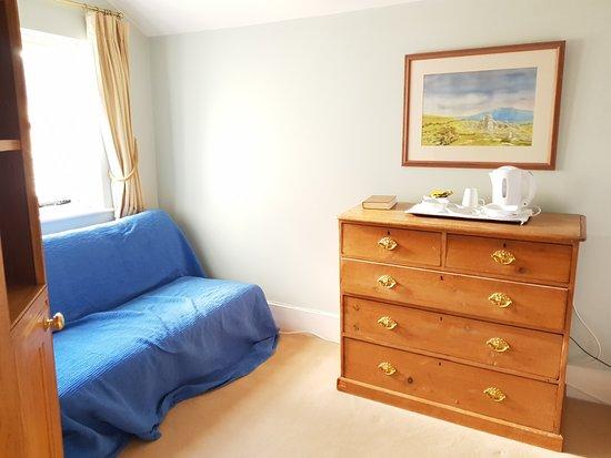 Lustleigh, UK: Room 4 sitting area