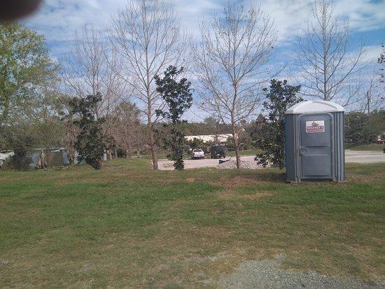 Seffner, FL: Toiletten