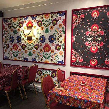 Restaurant A Lens Chez Babcia