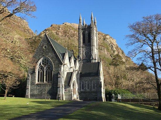 Kylemore, Ierland: Gothic Church
