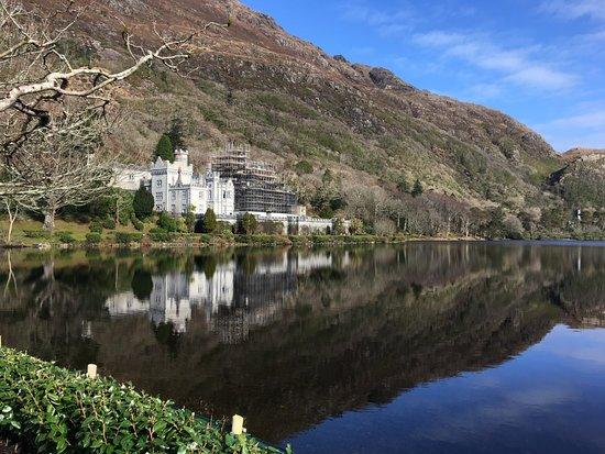Kylemore, Ierland: Amazing scenery
