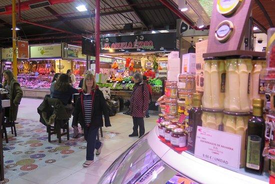Mercado De La Paz: Centre of the market
