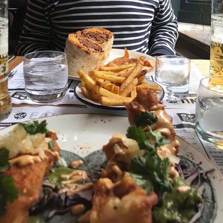 Restaurant On Exchange Street Norwich