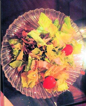 Pacino's Mediterranean Grille: salad